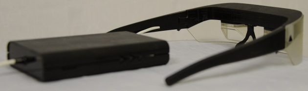 Atheer smart glasses 2