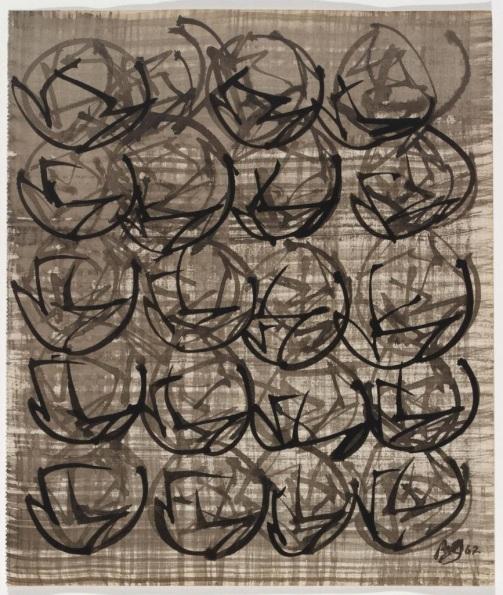 Brion Gysin untitled 1962