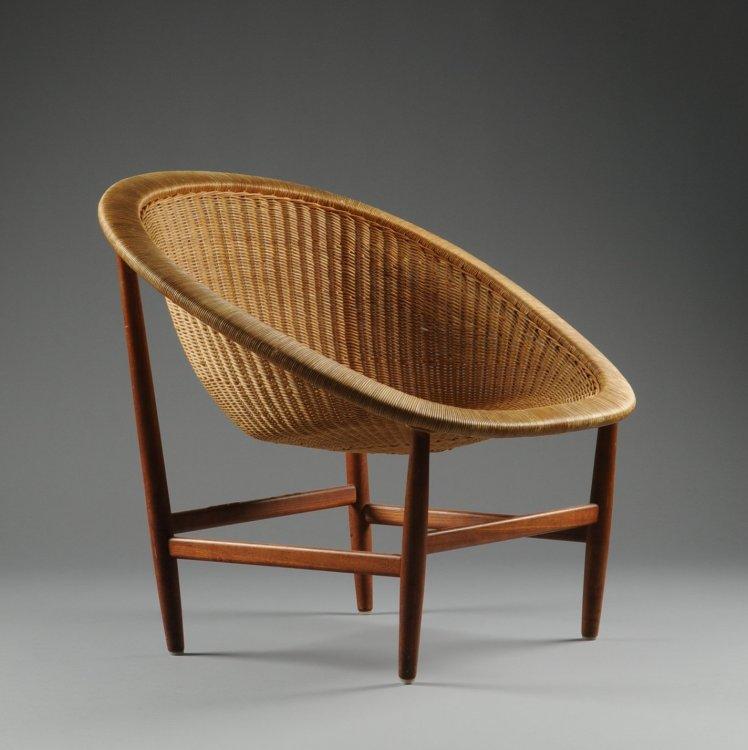 Nanna Ditzel, basket chair 2