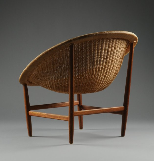 Nanna Ditzel, basket chair