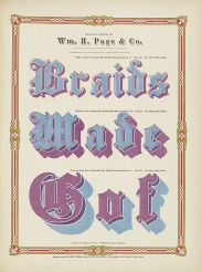 Specimens of Chromatic Wood Type Wm.Page 7