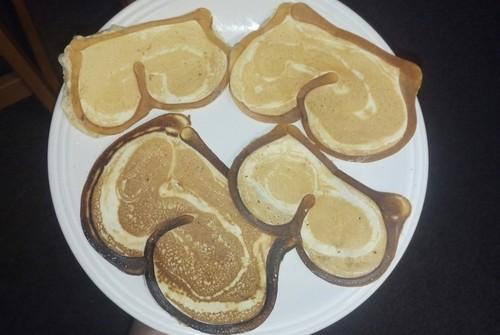 butt pancakes