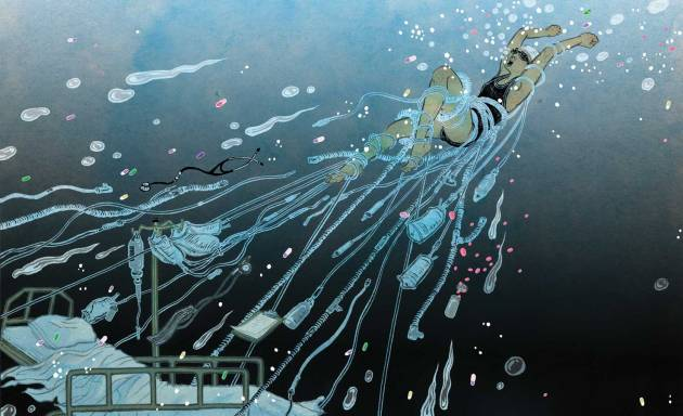 Yuko Shimizu swimming_in_fear