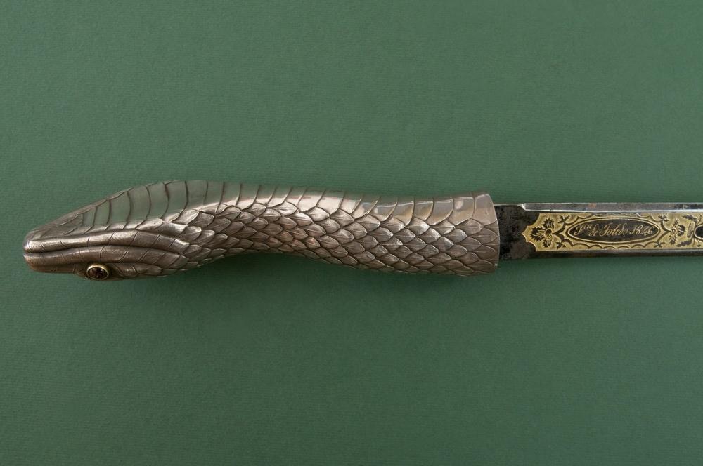 snake rapier wewastetime