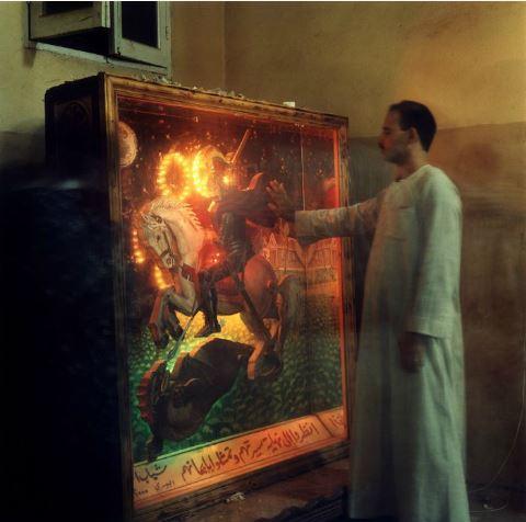 Denis Dailleux Fils de Roi, Portraits d'Égypte 3