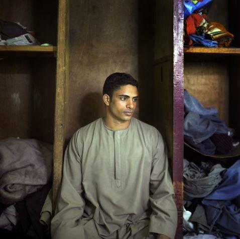 Denis Dailleux Fils de Roi, Portraits d'Égypte