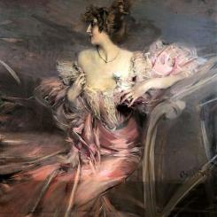 Painting by Giovanni Boldini