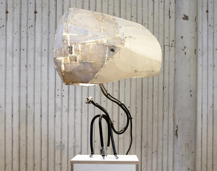 Tom Sachs U Look Lamp