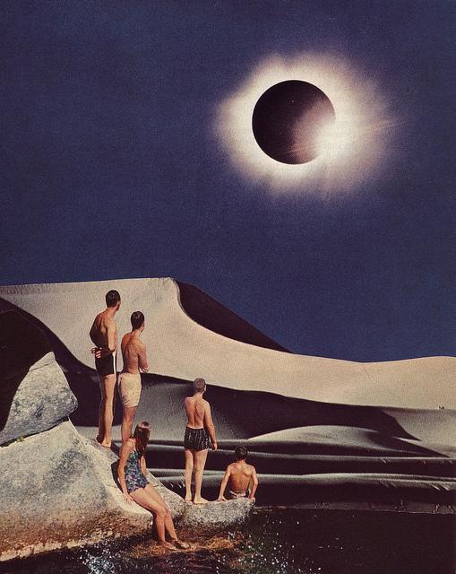 BETH HOECKEL solar eclipse