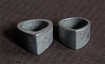 Valentina Kova WARRIOR Collection fw13 rings