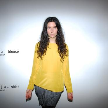 blouse-skirt