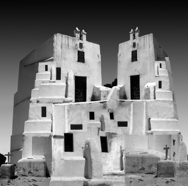 Monasterio Monte Athos,  Lugares prometidos series, 2005-2009