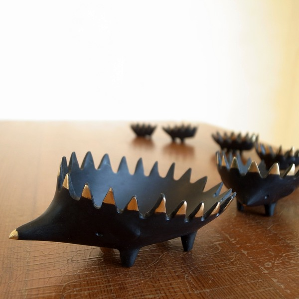 Hedgehog ashtray