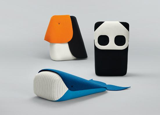 Ionna Vautrin Zoo cushions 1
