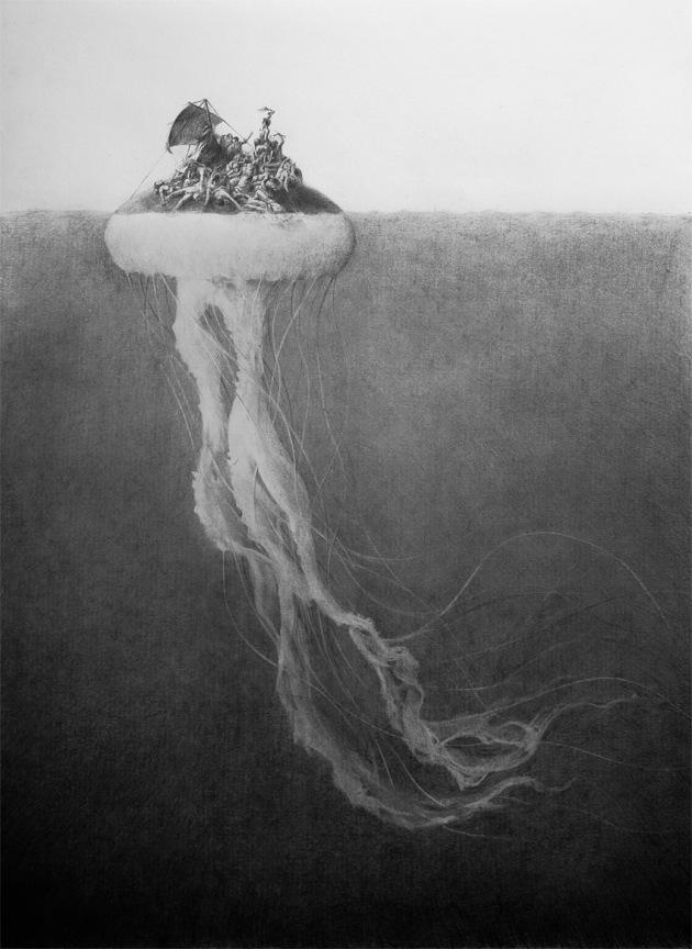 Medusa Pejac
