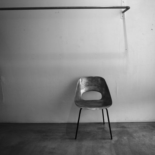 Tulip chair Pierre Guariche 1