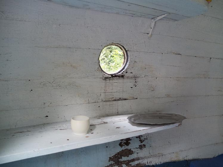 barrel shack Sweden 2