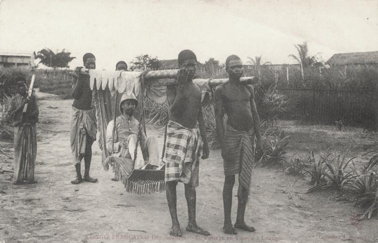 Belgian Congo transportation
