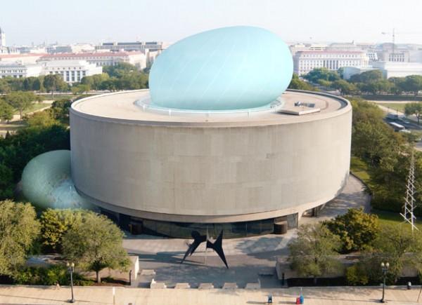 Bubble Diller Scofidio Renfro, Hirshhorn museum 1