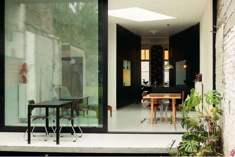 NU Architectuuratelier - mathilde house 2
