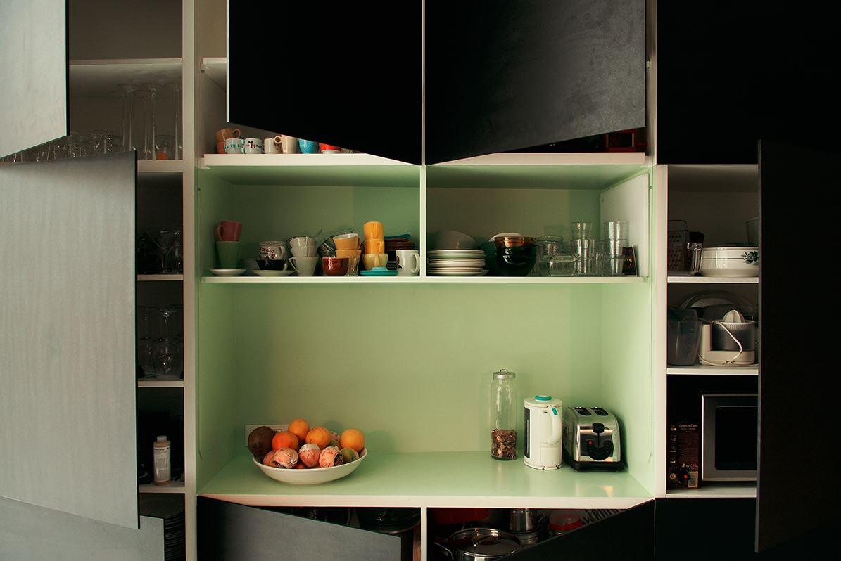 NU Architectuuratelier U2013 Mathilde Kitchen 1