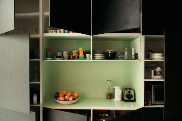 NU Architectuuratelier - mathilde kitchen 1