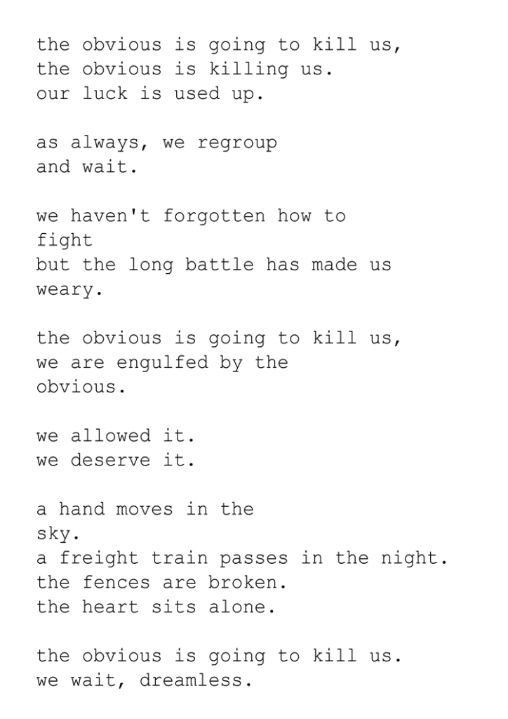 Life-on-the-half-shell--Charles-Bukowski