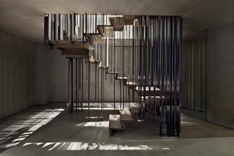 storage associati private home staircase 1