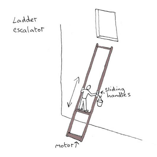D.ladder