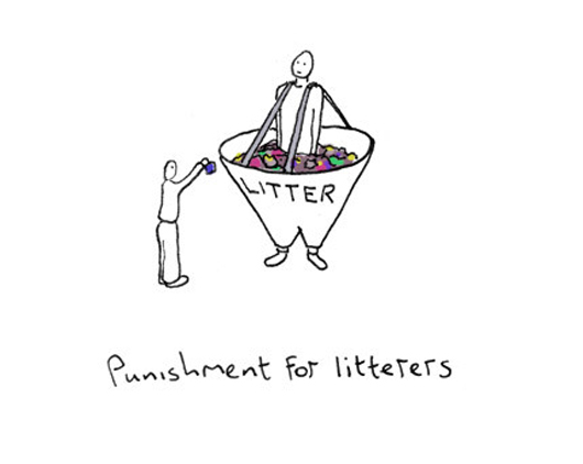 Dominic-Wilcox-litter-punis