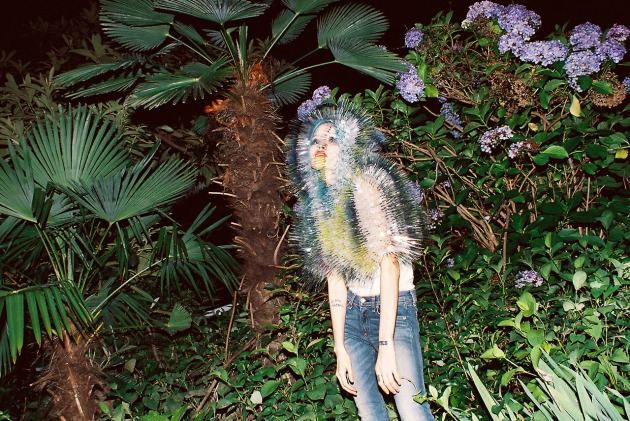 Maiko Takeda dazed july 14