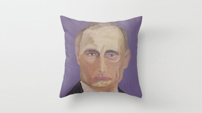 putin-pillow