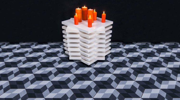 hydraulic tiles by Mosaic Del Sur