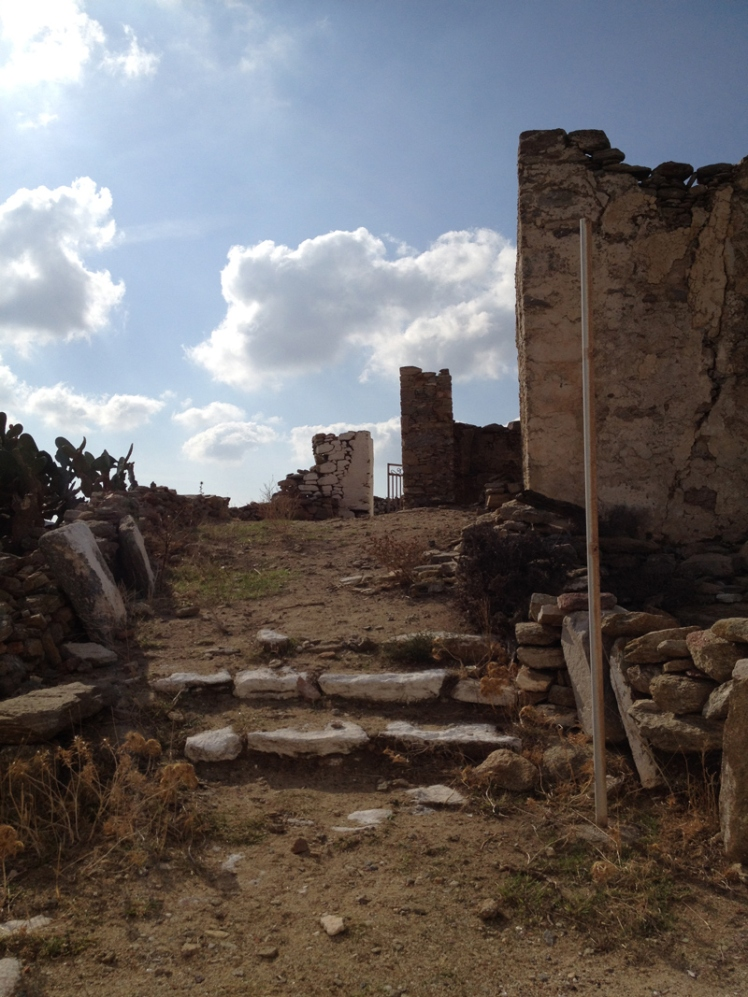 abandoned property Mykonos wwt 1