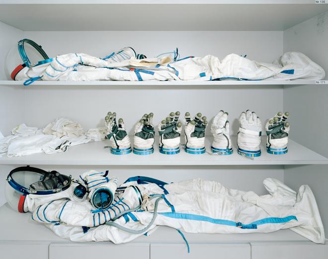 Edgar Martins Suits-Shelves-