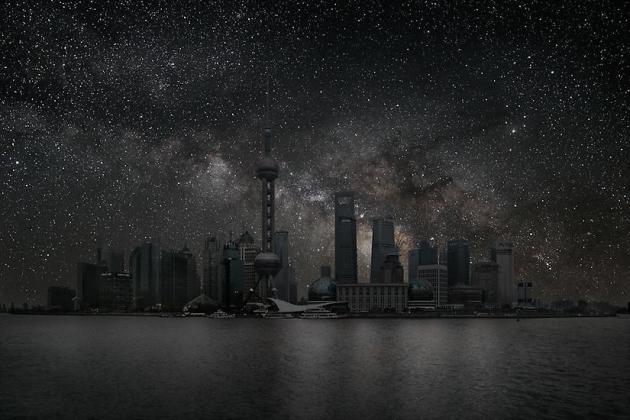 Thierry Cohen Shanghai_20
