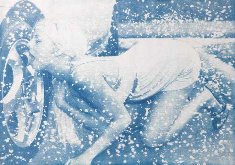 Thomas Mailaender, Cyanotypes 4