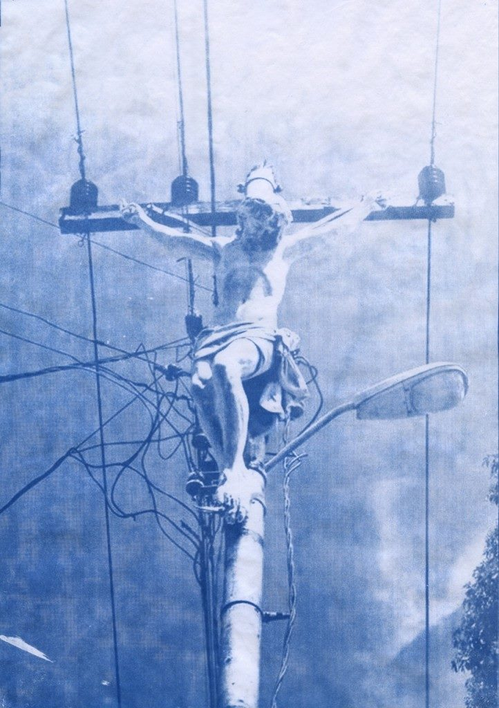 Thomas Mailaender, Cyanotypes