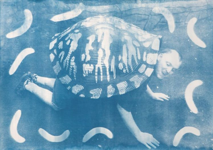 Thomas Mailaender, Cyanotypes5