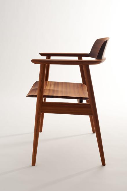 Kisaragi chair-  Motomi Kawakami for Hida 3