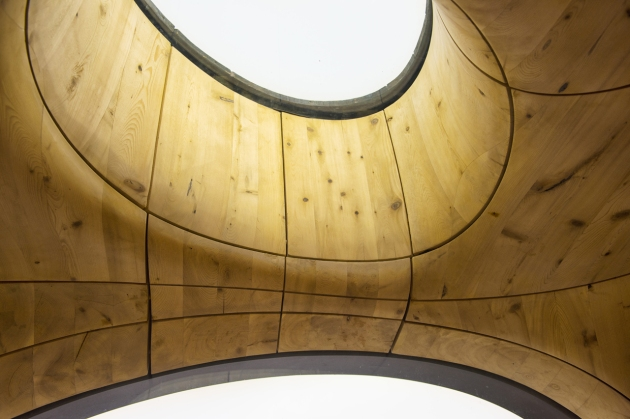 Grotto Sauna - Partisans architects  05