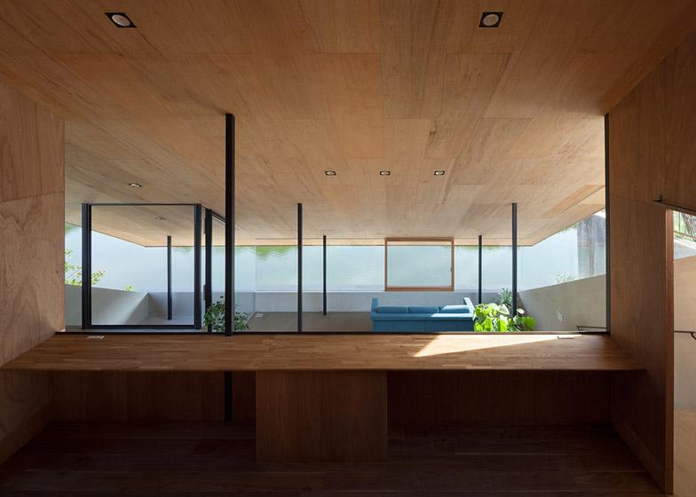 suppose design office. Hibaru-04 Suppose Design Office D