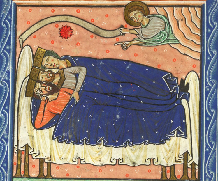 Psalter, Oxford ca. 1200-1220. BL