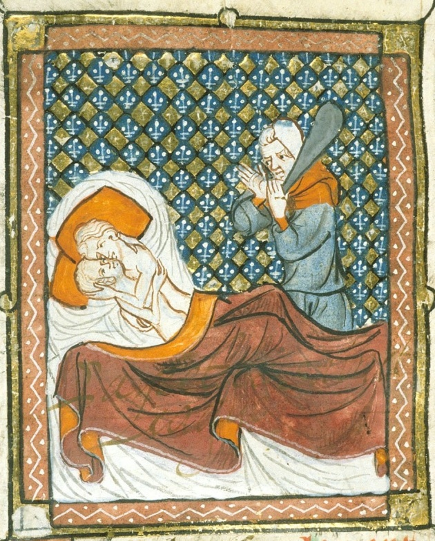 Roman de la Rose, France ca. 1380.BL