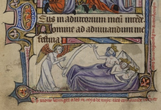 The Taymouth Hours, dtl 14thc -British Library