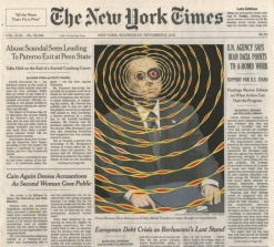 Fred Tomaselli new york times