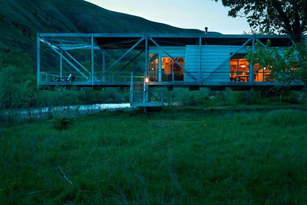 Paul Hirzel - Flood Plain House 2