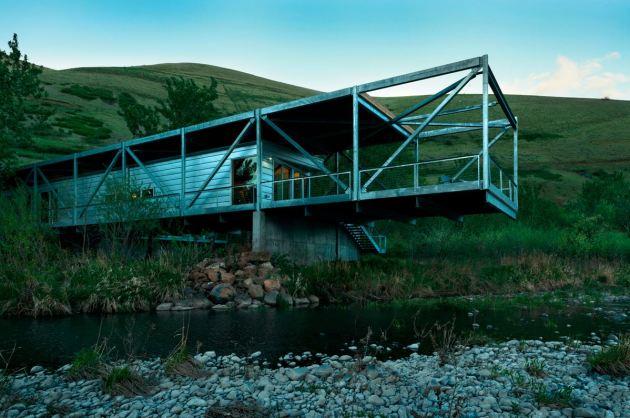Paul Hirzel - Flood Plain House 3