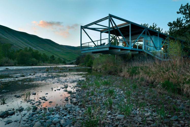 Paul Hirzel - Flood Plain House 5