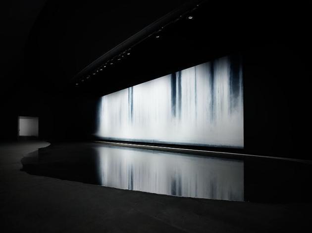 Hiroshi Senju Museum the_fall_room_01